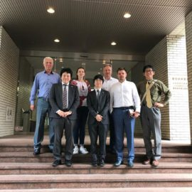 Міжнародна культурно-освітня асоціація (ICEA) організувала групу фахівців у галузі права України, які брали участь у програмі, яка проводилася в період з 13 по 20 травня 2018 року в Токіо, Нагоя та Кіото, Японія.